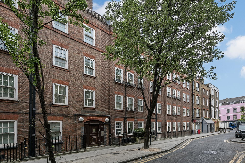 Betterton Street Covent Garden